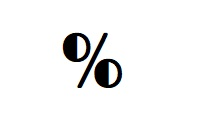 uitbetaling percentage